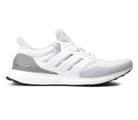 Adidas Ultra Boost Size 40 44 Premium adidas ultra boost s running shoes white grey