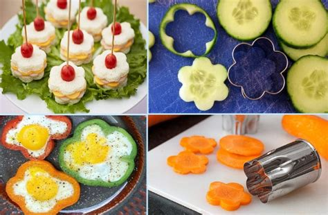 diy flower food creative diy food decoration ideas so creative image