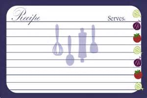 Recipe List Template 40 Recipe Card Template And Free Printables Tip Junkie