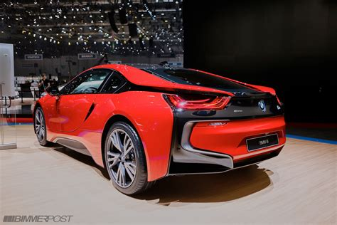 cars bmw red new limited edition bmw i8 protonic red edition w geneva