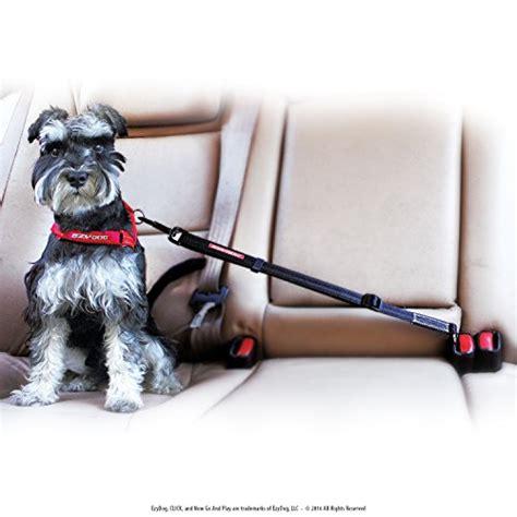 best seat belt harness for dogs ezydog click best seat belt car harness attachment