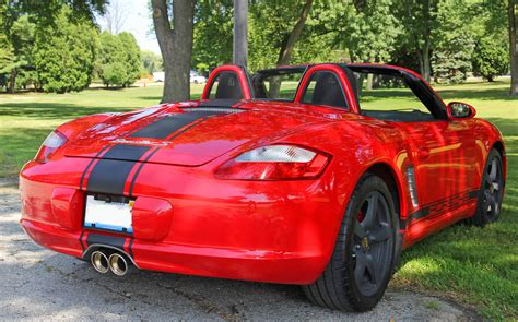 Porsche Boxster Tuning by Ecu Tuning On A Porsche Boxster S Boosts Power 24hp