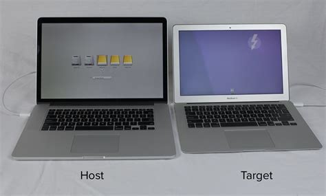 Disk Apple Macbook Pro how to use target disk mode to boot from another mac s