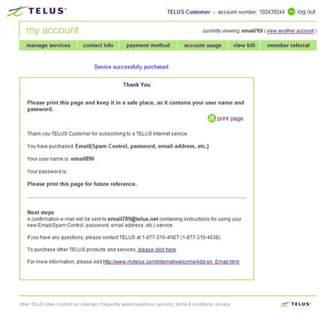Telus Address Contact Telus Images Frompo
