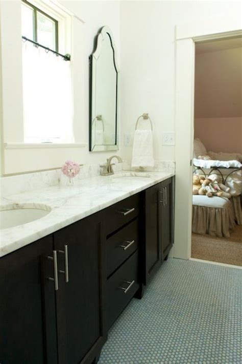 jack  jill bathroom transitional bathroom twin