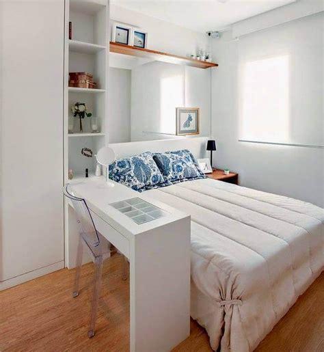 small bedroom ideas    stylishly space saving