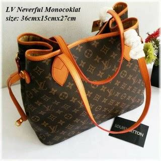 Turun Harga Tas Fashion 3 In 1 asli import turun harga tas wanita lv neverfull import