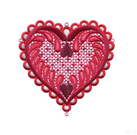 heart embroidery pattern lhrts106 heart embroidery design