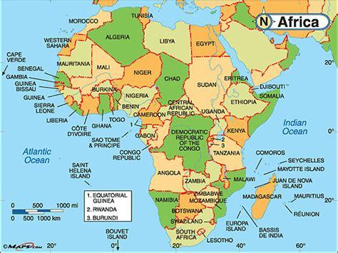 8 maps africa kinderpleinen afrika kaartkennis topografie