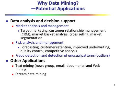 pattern analysis and data mining cits3401 data warehousing and data mining ppt download