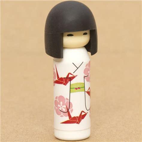 Oleh Oleh Khas Jepang Anting Origami belanja kokeshi khas jepang wisata jepang