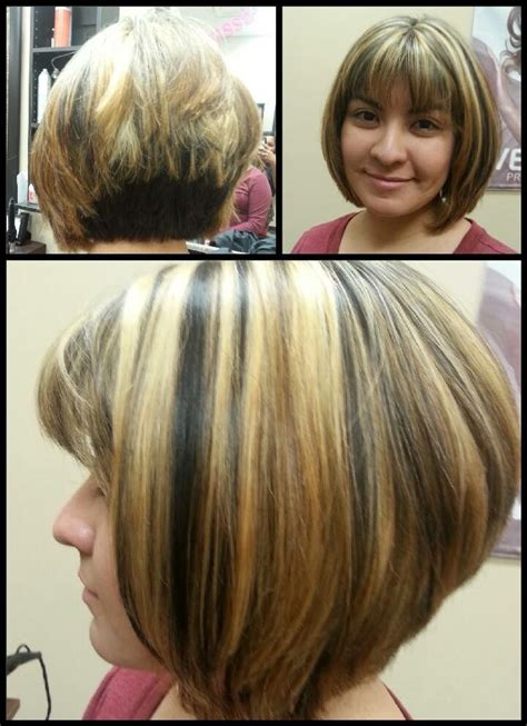 custom cut and color our work custom cut color family salon