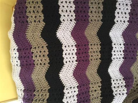 white chocolate strawberry double shell ripple allfreecrochetafghanpatterns com free crochet afghan