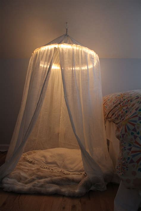diy tent lighting diy lit play tent reading nook i ll room when she doesn t need rocker anymore
