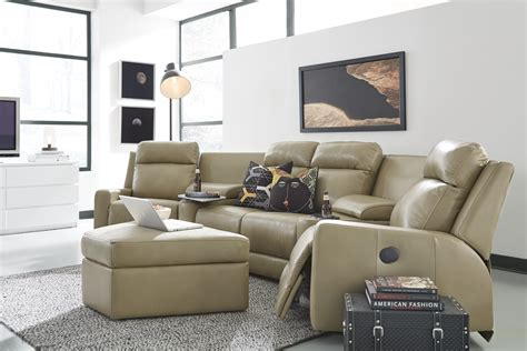 Home Theater Sectional Seating by Forest Hill Home Theater Seating 183 Leather Express Furniture