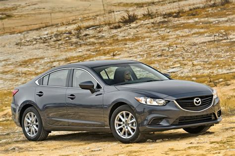 2015 mazda 6 sedan used 2015 mazda 6 for sale pricing features edmunds