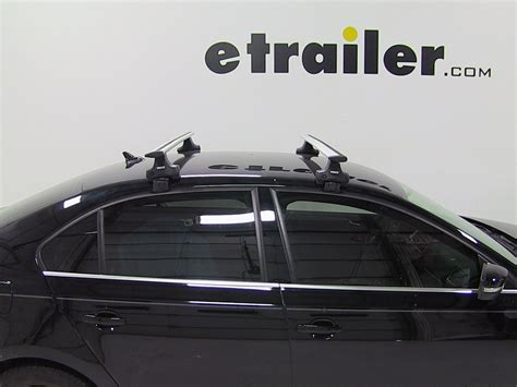 2013 Jetta Roof Rack by Thule Roof Rack For 2013 Volkswagen Jetta Etrailer