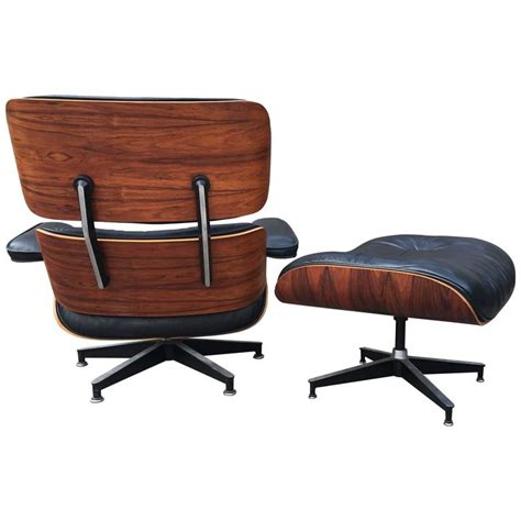 eames lounge chair rosewood 1970s herman miller eames lounge chair and ottoman