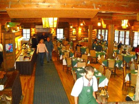 Lake Hotel Dining Room by Dining Room Picture Of Lake Mcdonald Lodge West Glacier