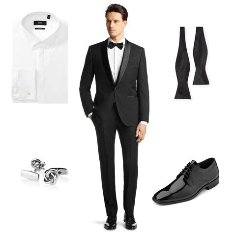Black Tie | decoing black tie outfit oxemberg