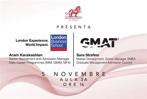 Lbs Mba Gmat by Invenicement Introduction To Gmat Lbs