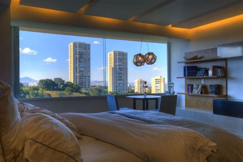 lavish interior  lovely views shape p  residence  mexico city