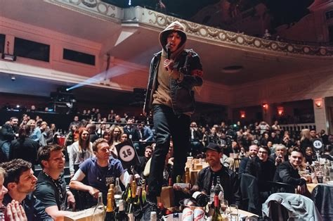 coldplay bmth bring me the horizon deny that smashing coldplay s table
