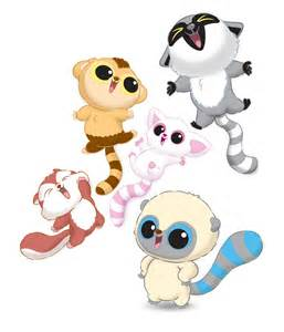 lemur yoohoo amp friends
