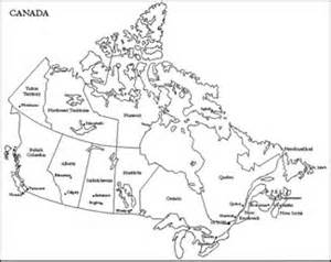 map of canada outline canada maps map of canada political railway canada
