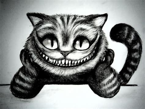 8 cheshire cat tattoo designs