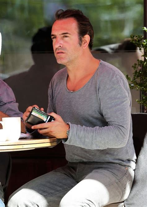 jean dujardin young jean dujardin lunching with his friends in nyc zimbio