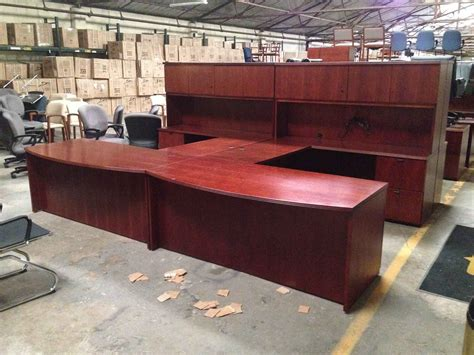 Kimball International Desk by Savvi Commercial And Office Furniture Affordable And