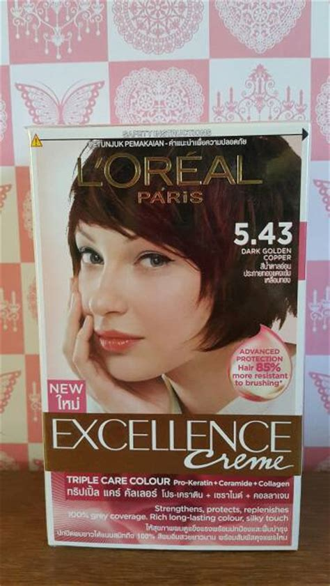 Cultusia 2 0 Black Hair Colour Cat Pewarna Rambut Hitam jual l oreal excellence creme loreal hair colour cat