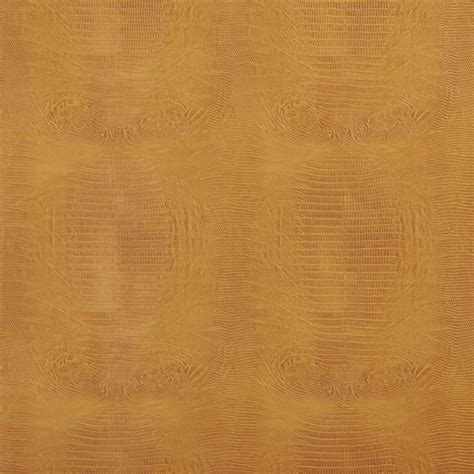 yellow vinyl upholstery fabric light yellow gold reptile skin texture vinyl upholstery fabric