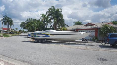 cigarette boat top gun cigarette top gun 38 boats for sale boats