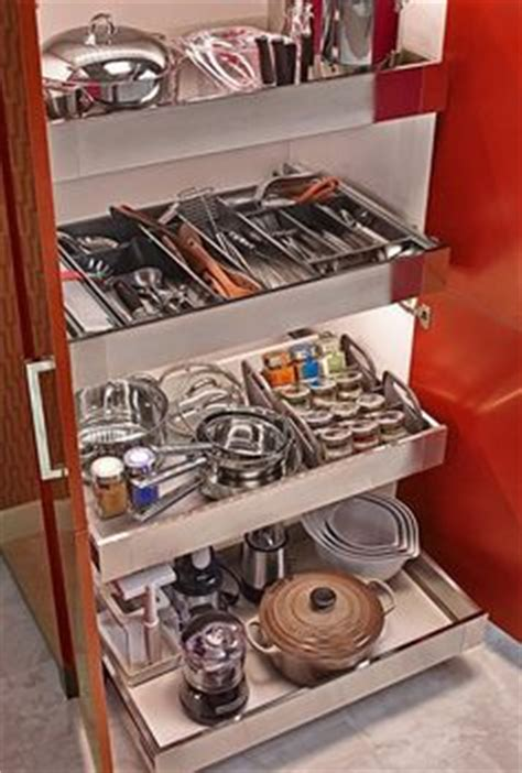 kitchen cabinet space saver ideas 1000 images about kitchen space savers on