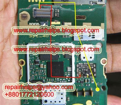 Lcd Hp Nokia Asha 206 nokia asha 206 light ways problem solution