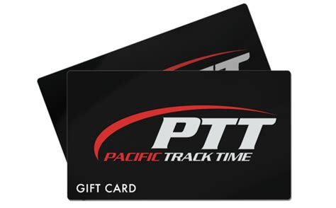 Track Gift Cards - pacific track time the leading provider of motorcycle track days and track day