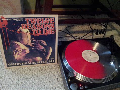 12 Reasons To Die Vinyl by Twelve Reasons To Die By Ghostface Killah Is Pressed On