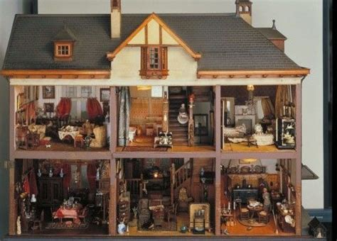 famous doll houses 1000 images about famous dollhouses on pinterest doll houses miniature rooms and