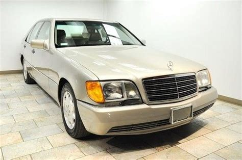 buy used 1993 mercedes benz 300sd turbodiesel low miles fully serviced warranty in paterson new