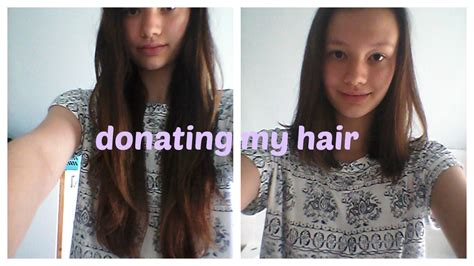 long hairstyle but allow for hair donation donating my hair pantene beautiful lengths youtube