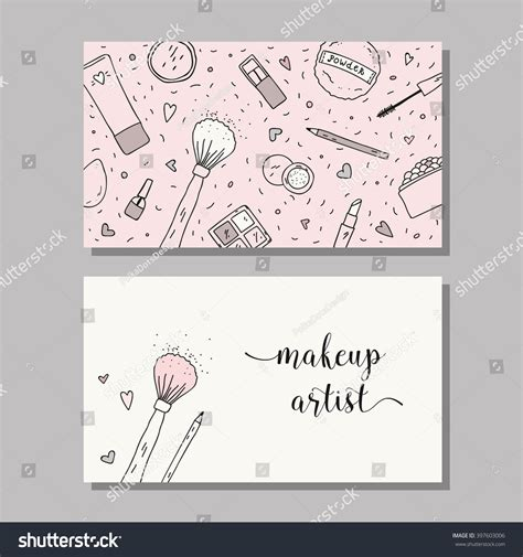 unique images of artist business card template business