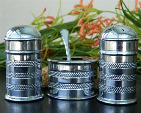 vintage soviet salt shaker vintage mustard pot by vintage salt pepper shakers mustard pot spoon set silver