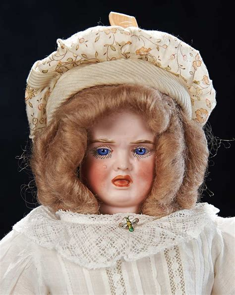 3 faced bisque doll the stein am rhein museum collection 248 german bisque