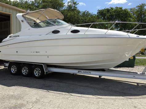 larson 290 cabrio mid cabin boat for sale from usa - Larson Boats Cabrio 290