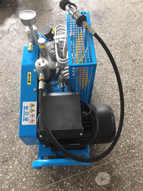 portable diving scuba tank breathing air compressor china manufacturer