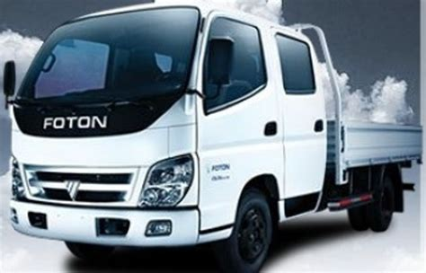 Truck Foton 2010 2010 foton oln review top speed