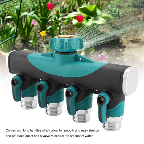 ccdes    hose connector splitter garden water