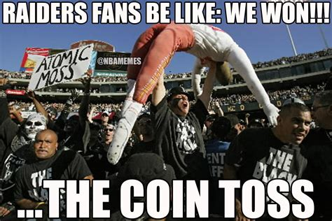 Raiders Fans Memes - nfl memes on twitter quot oakland raiders fans this season